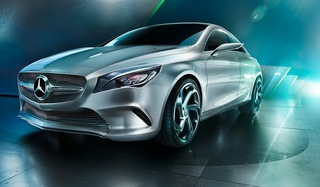 Setbau  Mercedes Benz  Concept Car